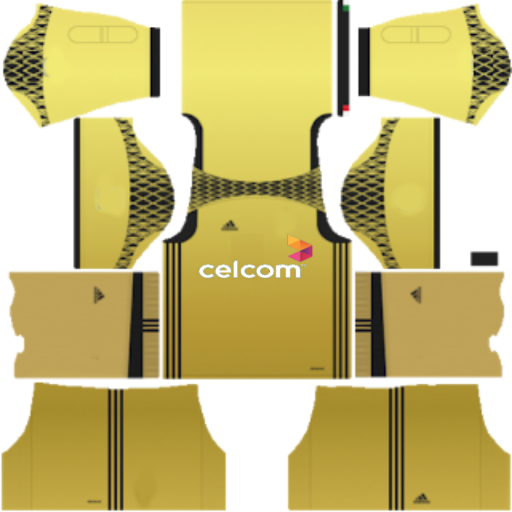 adidas celcom DLS GK home kit for 2020