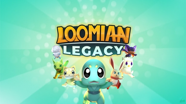 Roblox Loomian Legacy all evolutions list with starters and type