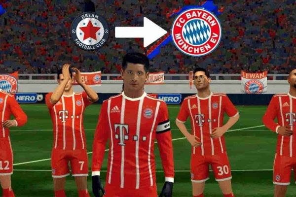 All Dream League Soccer Bayern Munich Kits and logo URL 2019 and DLS 2020 kit