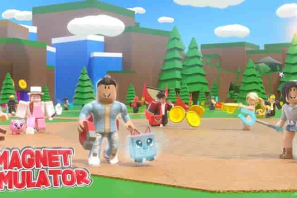 Roblox Magnet Simulator remake All working Codes list 2019