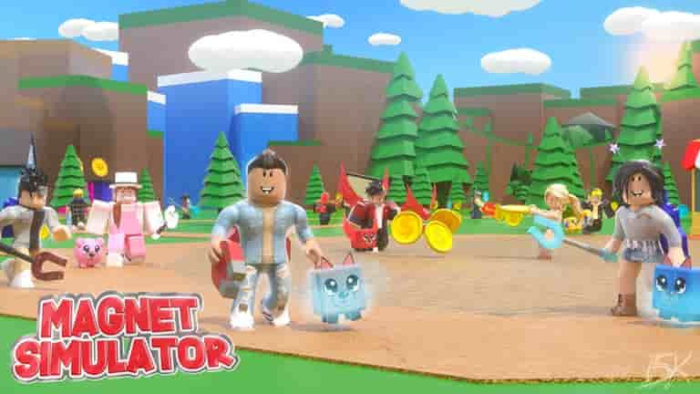 Roblox Magnet Simulator remake All working Codes list 2020