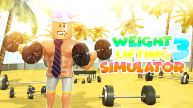 Roblox Weight Lifting 3 all working codes list in 2019 and pets