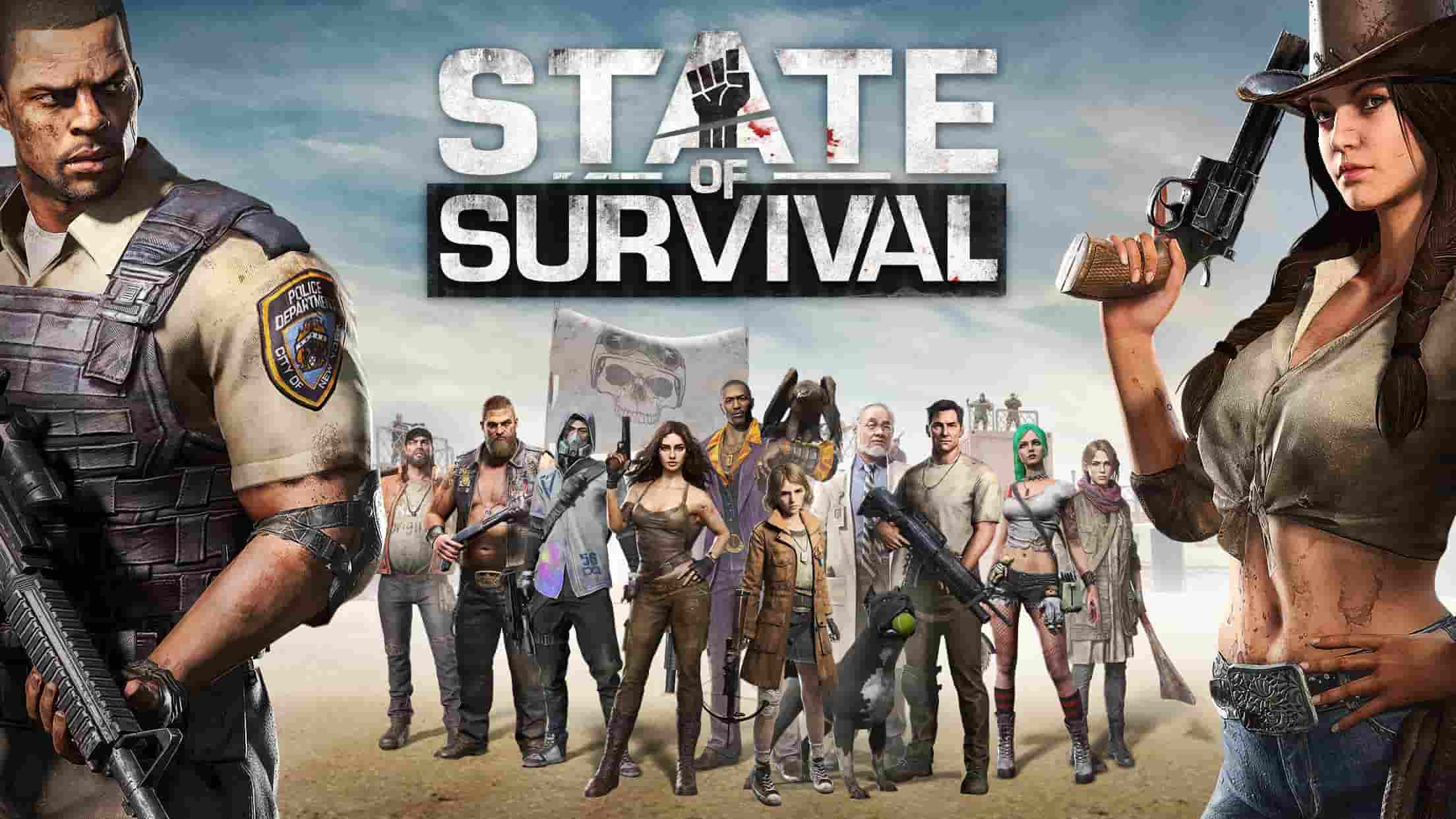 State of Survival All Best Heroes list with stats guide 2020