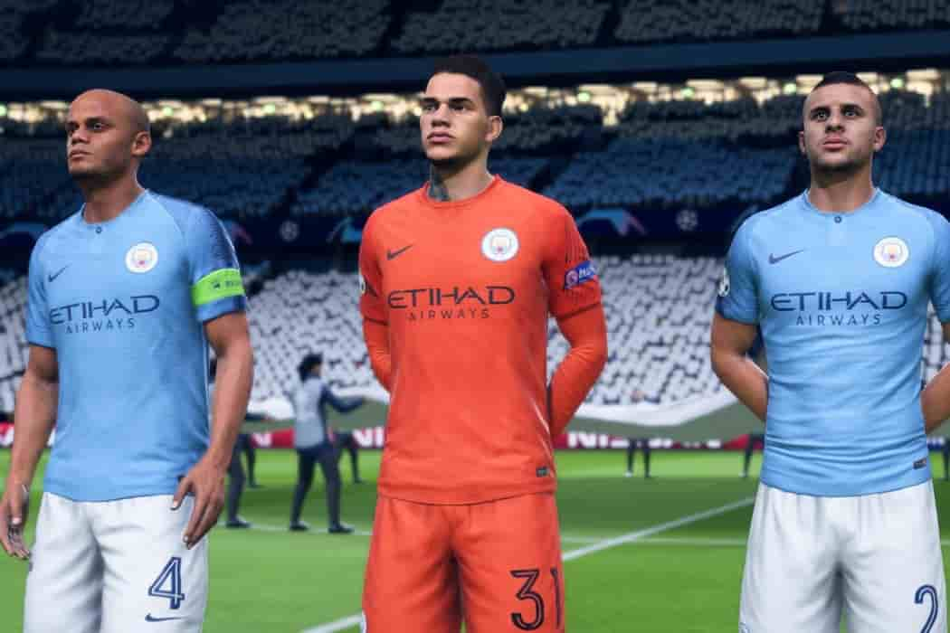 Manchester City Kits and logo URL for Dream League Soccer