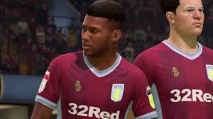 Aston Villa kit and logo URL for Dream League Soccer 2020/2021