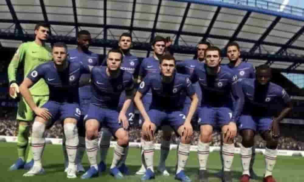 Chelsea FC kit and logo url for Dream league Soccer 2019/2020 DLS kits to download with home, third, goalkeeper, away and more