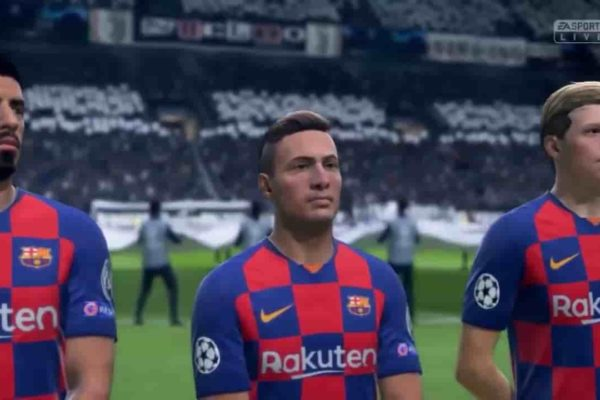 FC Barcelona kit and logo URL for All Dream League Soccer 2020 with classic home, away , third custom kits
