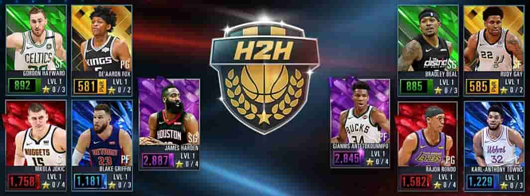 New NBA 2K Mobile Basketball redeem cheat locker codes list for 2019