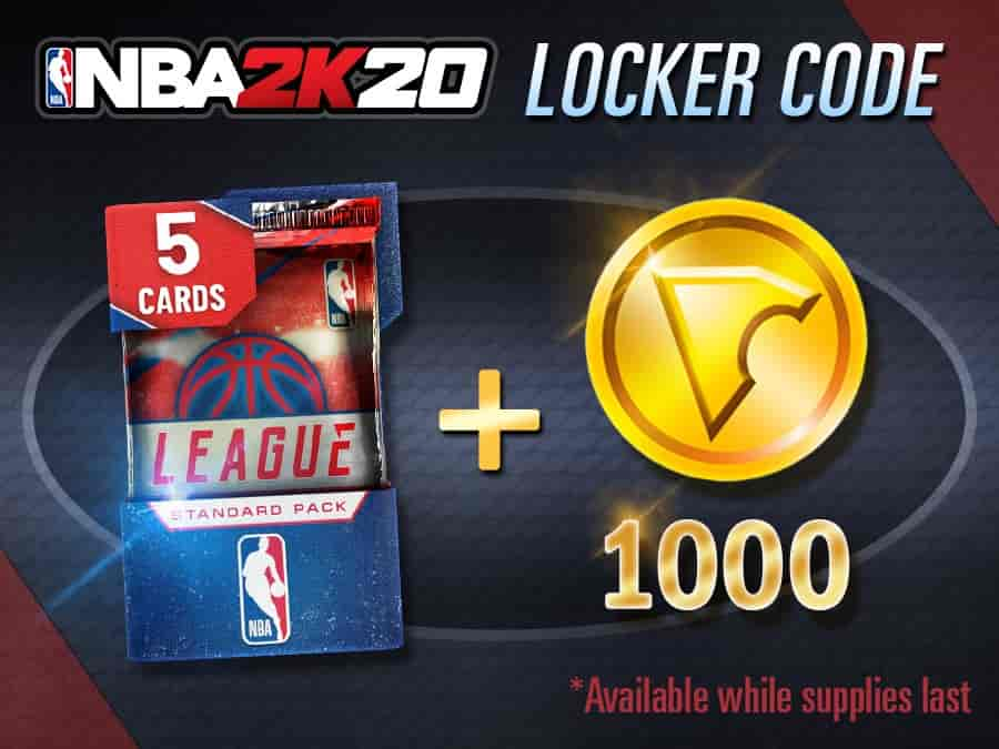 Redeem new NBA 2K Mobile Basketball Locker cheat codes in 2019