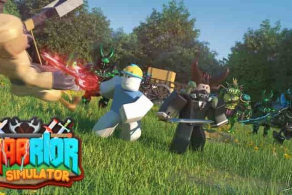 Roblox Warrior Simulator All Codes list for 2019 to redeem