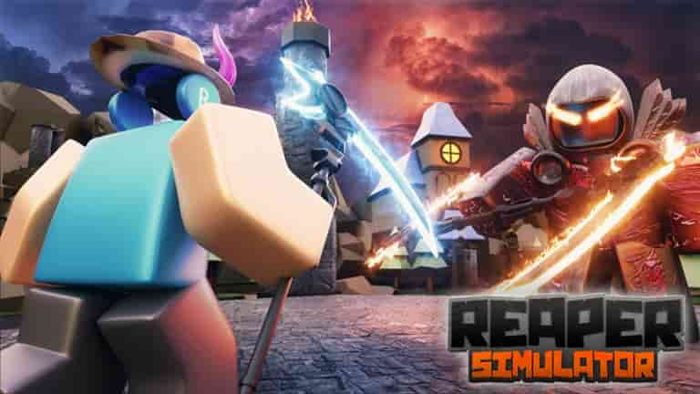 All roblox reaper simulator codes list to redeem to get free coins boost