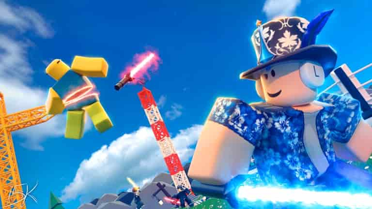 All Roblox Saber Simulator new twitter codes list for free crowns, boost as reward in 2019