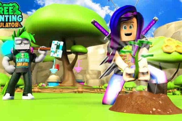 Roblox Tree Planting Simulator All codes list to redeem