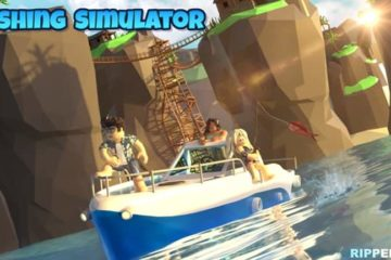Roblox Fishing Simulator All Codes list 2020