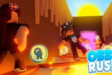 Roblox Obby Rush All codes list 2020