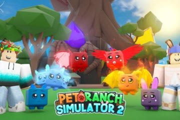 Roblox Pet Ranch Simulator 2 codes to redeem for free pets, coins boost 2020