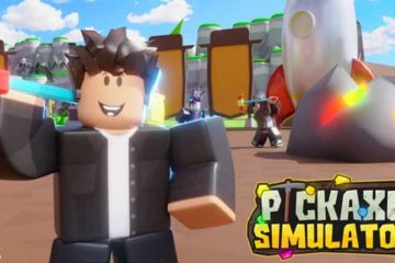 Roblox Pickaxe Simulator All Codes list