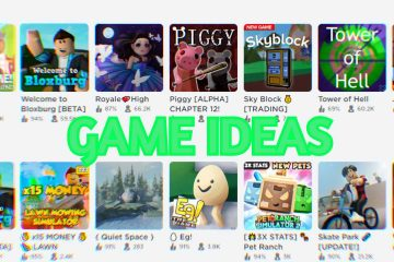 Best Roblox Game Ideas to make in 2020