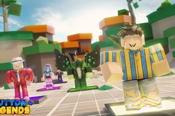 Roblox Button Legends Codes all List to redeem 2020