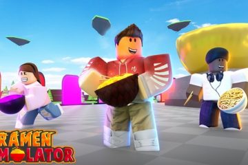Roblox Ramen Simulator Codes List 2020