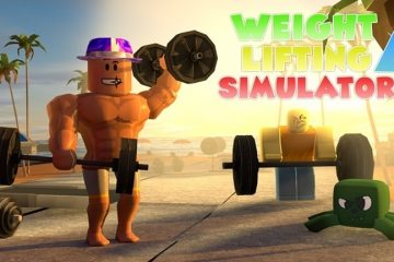 Weight Lifting Simulator 4 all codes list