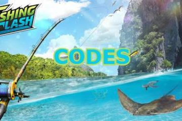 Fishing Clash All working Gift Codes List to redeem