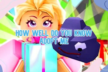 How well do you know Roblox Adopt Me Quiz