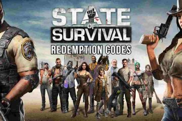 State of Survival All Promo Gift Redemption Codes list