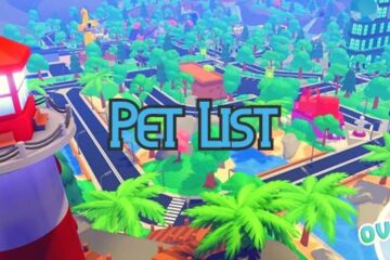Roblox Overlook Bay Pet List - All Pets in-game 2020