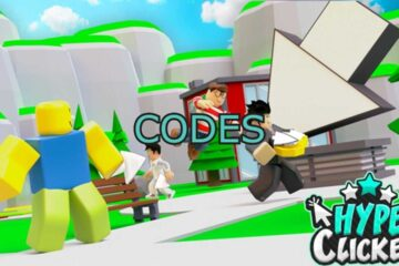 Roblox Hyper Clickers All Codes List 2020