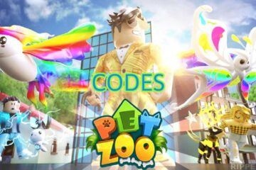 Roblox Pet Zoo All Codes List to redeem