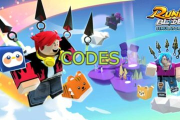 Roblox Runeblade Simulator All Codes List