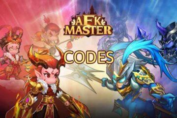 AFK Master REdeem Gift Codes List 2020