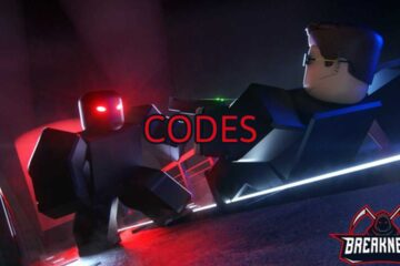 Roblox Breakness All Codes List