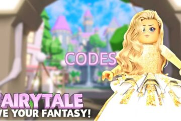 Roblox Fairytale All Codes List