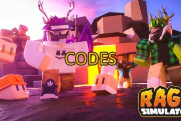 Roblox Rage Simulator All Codes List