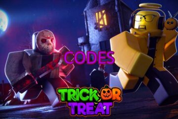 Roblox Trick Or Treat All Codes List 2020