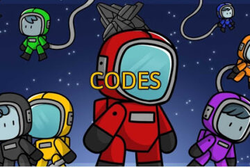 Roblox Amongst Us All Codes List