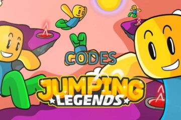 Roblox Jumping Legends All Codes