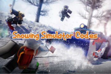Roblox Snowing Simulator All Codes List