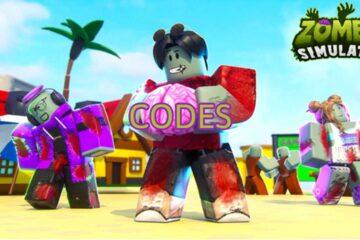 Roblox Zombie Simulator All Codes List