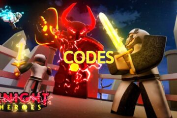 Roblox Knight Heroes All Codes list