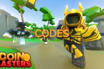Roblox Coin Masters Simulator All Codes List