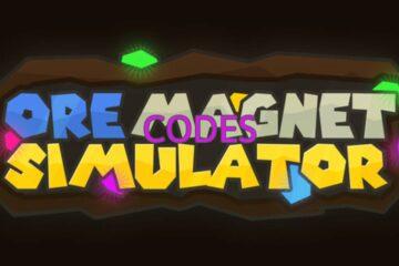 Ore Magnet Simulator Codes 2021