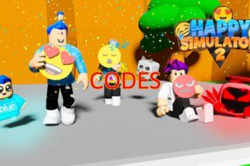 Roblox Happy Simulator 2 All Codes