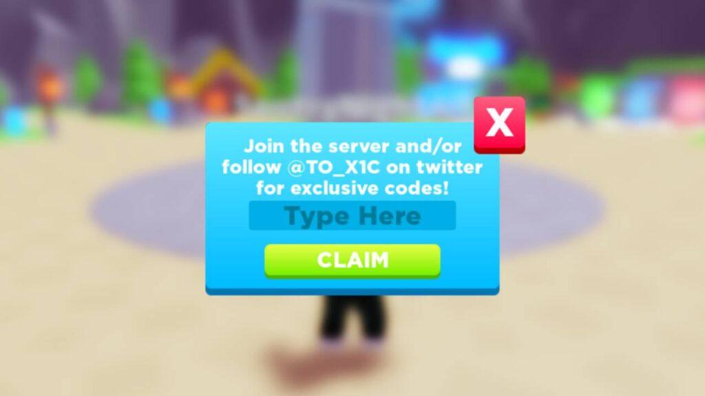 Redeem Roblox Clicking Havoc Codes