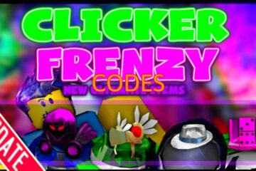 Roblox Clicker Frenzy All Codes