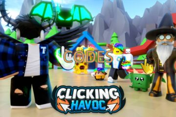 Roblox Clicking Havoc All Codes