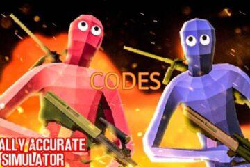 Roblox Totally Accurate Gun Simulator Codes