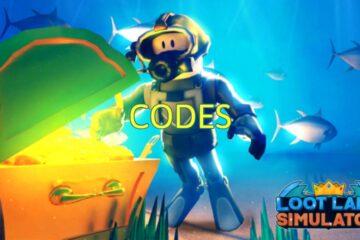 Roblox Treasure Lake Simulator All Codes
